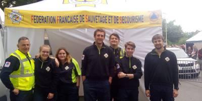 Foulee de Surzur DPS Morbihan Securité